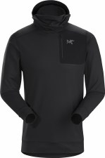 2021 Arcteryx Men's Stryka Hoody Black Medium