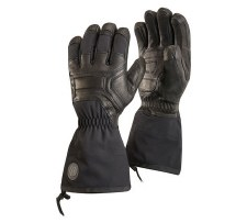 2021 Black Diamond Guide Glove Black Medium