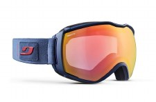 2021 Julbo Aerospace Dark Blue with Light Red Lens