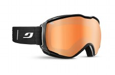 2021 Julbo Airflu Black White with Orange Flash Lens