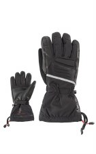 2021 Lenz Men's Heat Glove 4.0 Black S (Batteries Not Included)