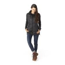 2021 Smartwool Women's Smartloft 150 Vest Black Small