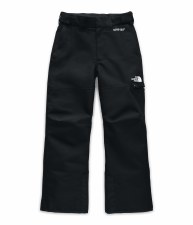 2020 TNF Boy's Fresh Tracks Pant TNF Black Large