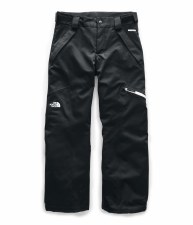2020 TNF Girl's Lenado Insulated Pant TNF Black/TNF White Small