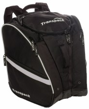 2021 Transpack Ballistic Pro Black / Electric Silver