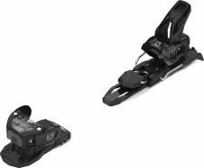 2021 Salomon Warden 11 MNC Black 90 mm Brake