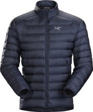 2021 Arcteryx Men's Cerium LT Jacket Cobalt Moon Double Extra Large