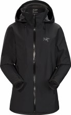 2021 Arcteryx Women's Ravenna LT Jacket Black Small