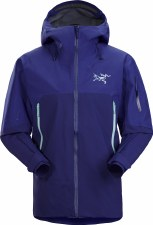 2021 Arcteryx Men's Rush Jacket Deep Sea Disco Extra Large