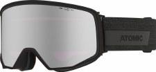 2021 Atomic Four Q HD Black w/ Silver HD & Blue HD Lenses
