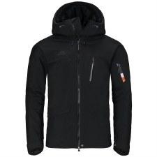 2021 Elevenate Brevent Men's Jacket Black Extra Large