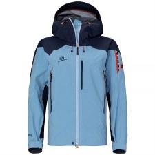 2021 Elevenate Bec de Rosses Women's Jacket Nordic Blue Small