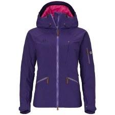 2021 Elevenate Zermatt Women's Jacket Dark Purple Large
