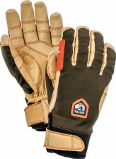 2021 Hestra Ero Grip Active Glove Green/Cork 8
