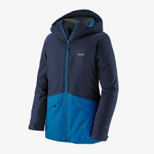 2021 Patagonia Women's Insulated Snowbelle Jacket Alpine Blue Extra Small