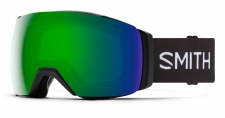 2021 Smith IO Mag XL Black, CPS Green & Storm Rose Flash Lenses