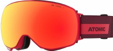 2021 Atomic Revent Q Stereo Red w/Red Stereo & Pink/Yellow Stereo Lenses