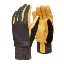 2022 Black Diamond Dirt Bag Glove Black Medium