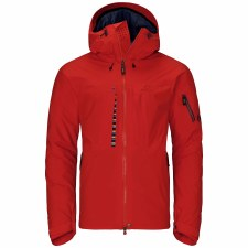 2022 Elevenate Mens Creblet Jacket Red Glow Medium