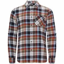 2022 Elevenate Mens Vallee Shirt Nordic Blue Medium