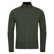 2022 Elevenate Womens Fusion Jacket Deep Forest Extra Small