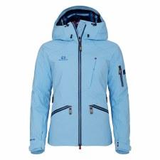 2022 Elevenate Womens Zermatt Jacket Bluebird Small