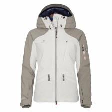 2022 Elevenate Womens Zermatt Jacket Snow White Small