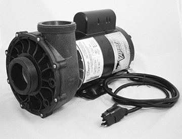 WATERWAY VIPER SPA PUMP 4 HP