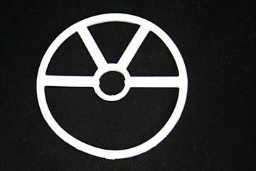 WATERWAY DIVERTER GASKET (SPIDER)