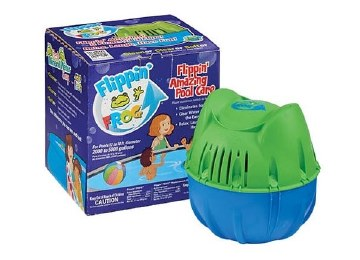 FLIPPIN FROG POOL CARE SYSTEM