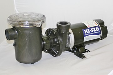 WATERWAY HIFLO PUMP 1.5HP 1 SPD VERTICAL DISCHARGE