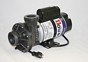 WATERWAY HI FLO PUMP 1.5 HP 2 SPD VERTICAL DISCHARGE