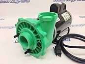 DYNASTY DYNA FLO HIGH PERFORMANCE PUMP 7 (4) HP, 2 SPEED