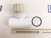 "WATERWAY #7 UNION ASSY,. 1.5"" S PUMP END"