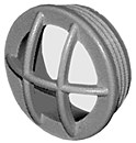 "WATERWAY GRATE INSERT 1.5 "" MPT"