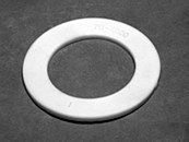 "WATERWAY 1 1/2"" UNION GASKET"