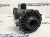 WATERWAY HIFLO SPA PUMP 1.5 HP , 2 SPEED, 115 VOLT ( OLD STYLE)