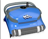 MAYTRONICS-DOLPHIN DOLPHIN M 200 ROBOTIC CLEANER