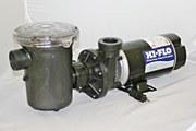 WATERWAY HIFLO PUMP 1 HP 1SPD VERTICAL DISCHARGE