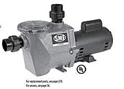 WATERWAY SMF 1 HP PUMP