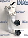 "WATERWAY MULIT-PORT VALVE-2"" SOCKET"