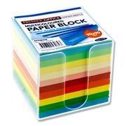 90x90mm Paper Block in PVC Box
