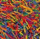 1000pc Coloured Matchsticks