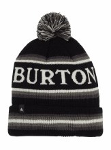 Kids Trope Beanie True Black