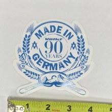 Volkl Made in Germany sticker