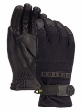 Daily Leather Glove Black M