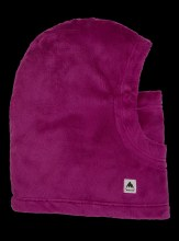 Kids Cora Hood Fuchsia Over He
