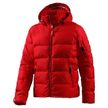 Luca D Jacket Red 42