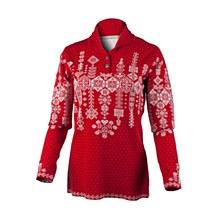 Cabin Sweater Garnet S