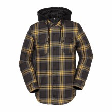 Field Flannel Vintage Black M